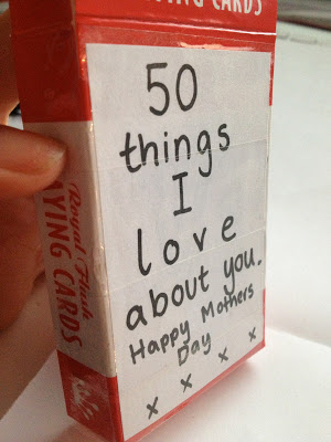 50 (52) THINGS I LOVE ABOUT YOU