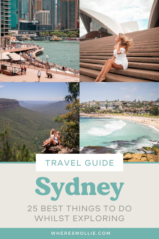 25 best things to do in Sydney, Australia