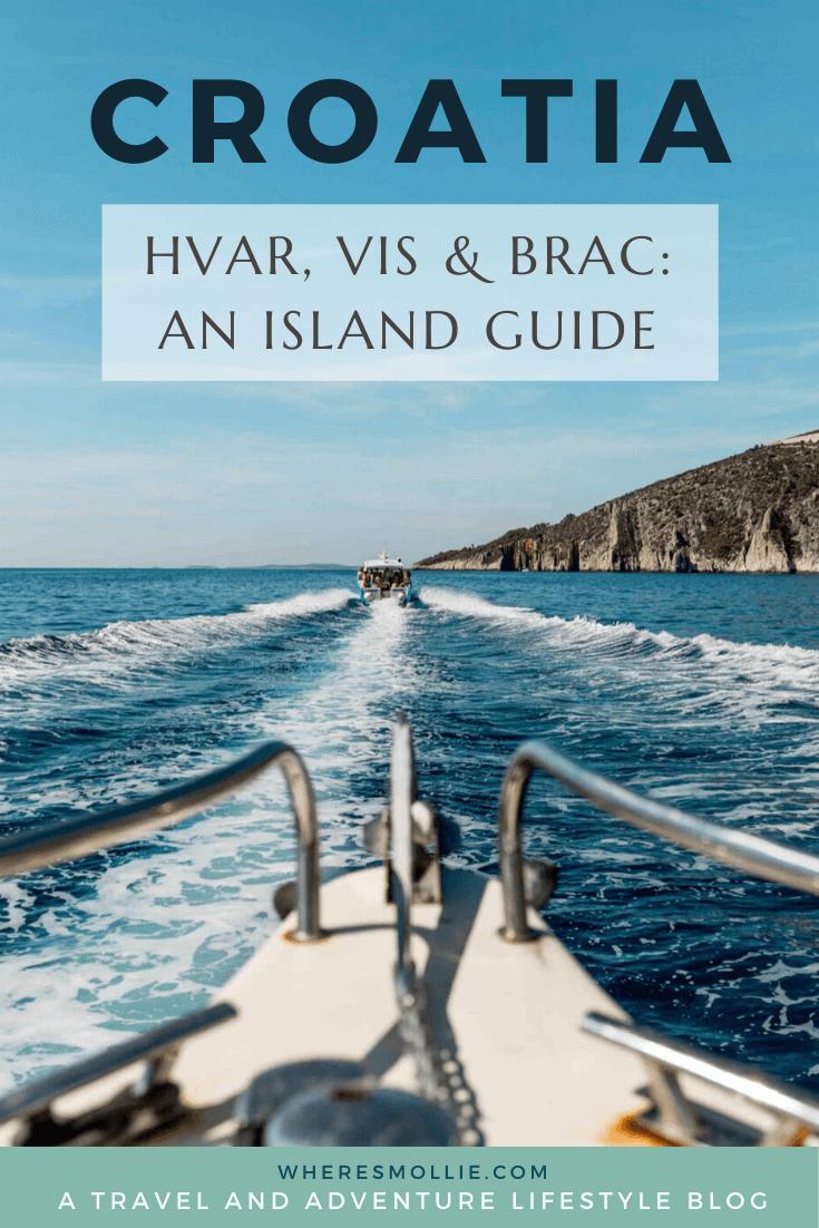 My Dalmatian island guide to Hvar, Vis & Brac, Croatia