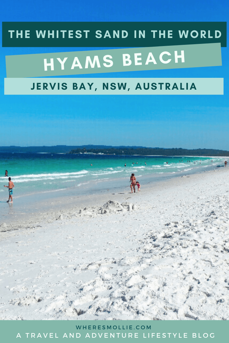 A road trip from Sydney to Hyams Beach, Jervis Bay