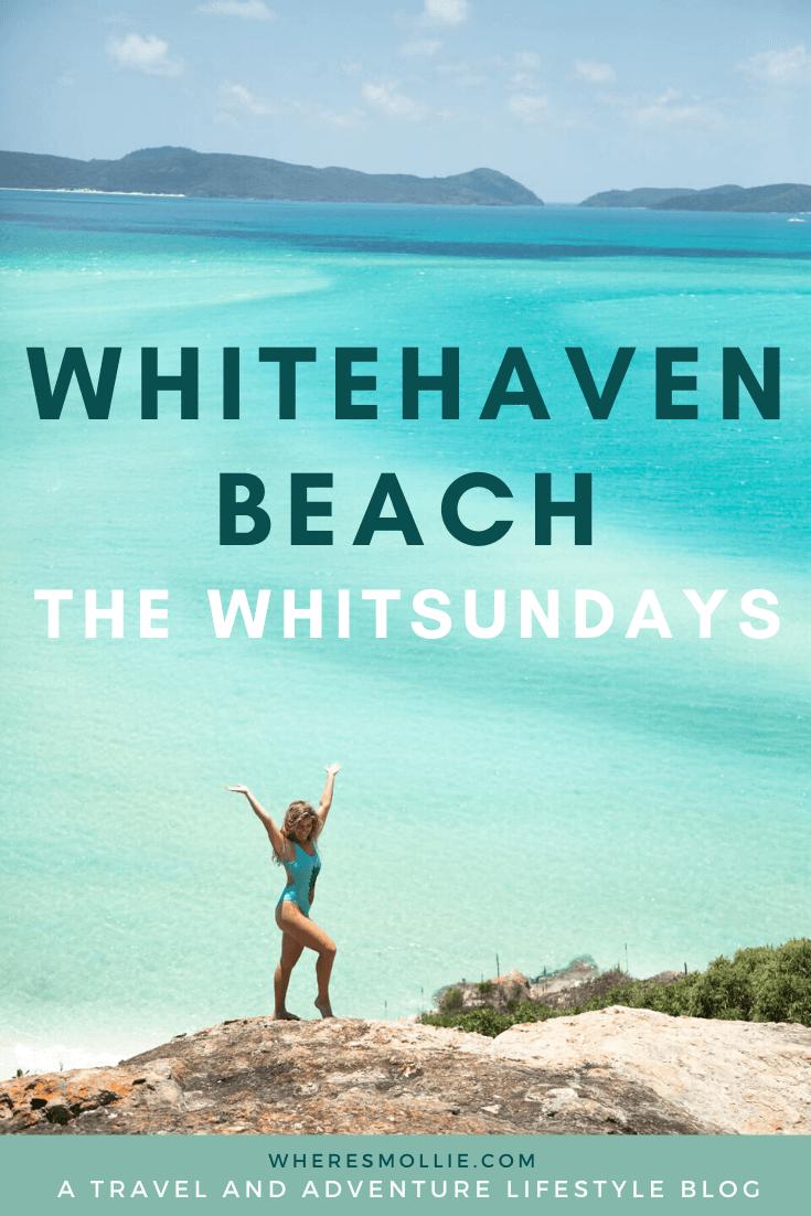 Whitehaven beach, The Whitsundays: my photo diary
