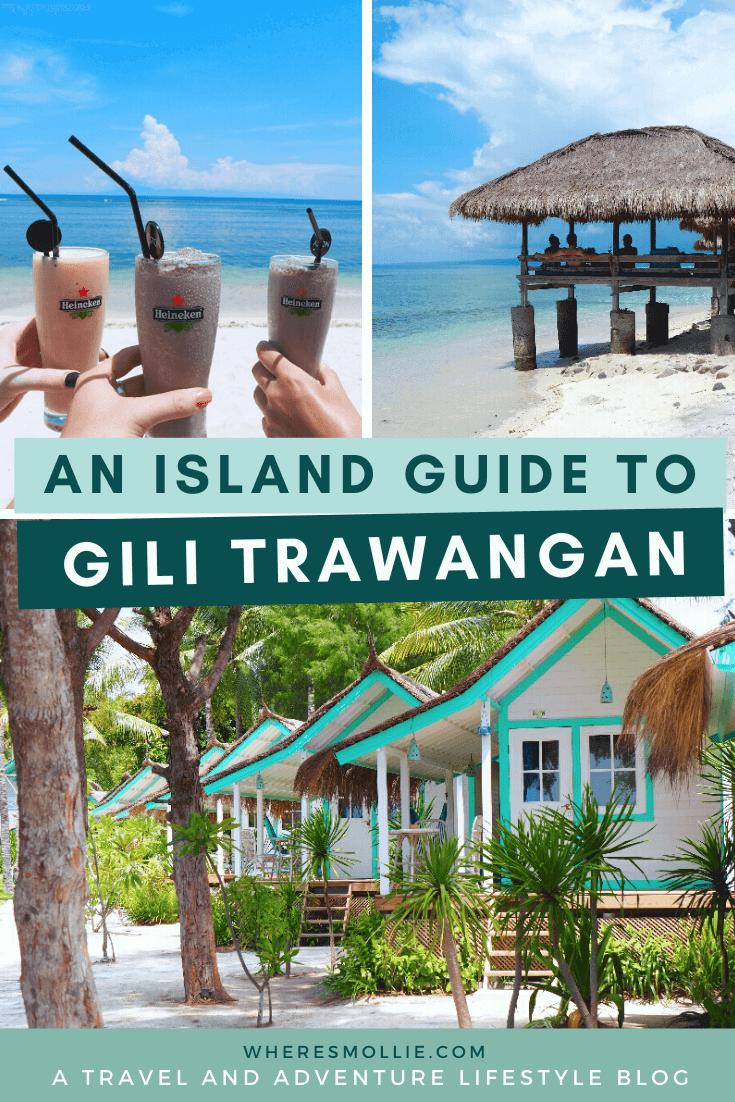 A guide to Gili Trawangan Island, Indonesia