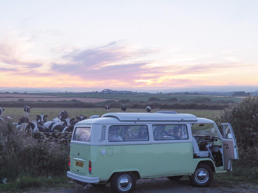 camper van trips uk