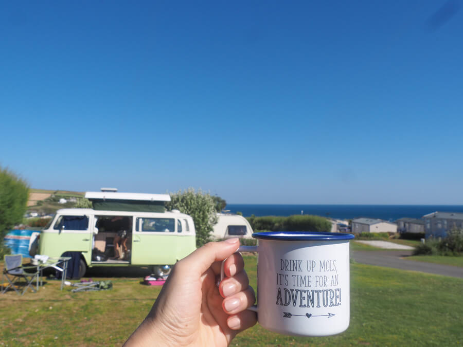 A 4 Day Roadtrip in Cornwall with a Vintage VW Camper | Where's Mollie - A UK Travel and Lifestyle Blog-39