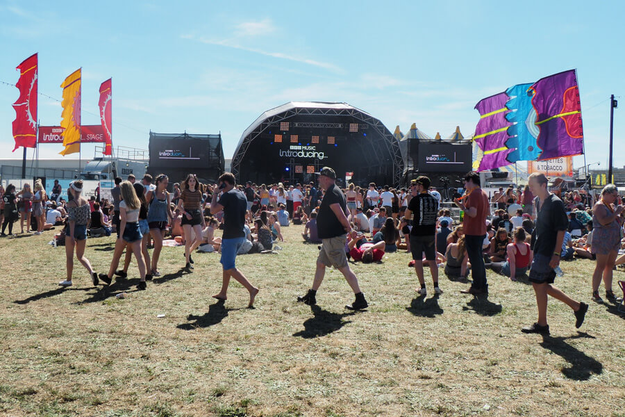 A Day At Reading Festival, England | Where's Mollie? A UK Travel And Lifestyle Blog