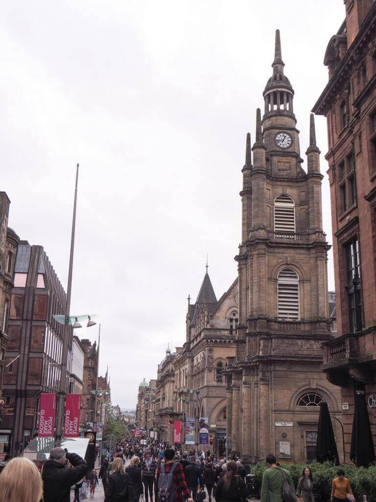 A Quick Guide To Glasgow, Scotland | Where's Mollie? A UK Travel And Adventure Lifestyle Blog-37