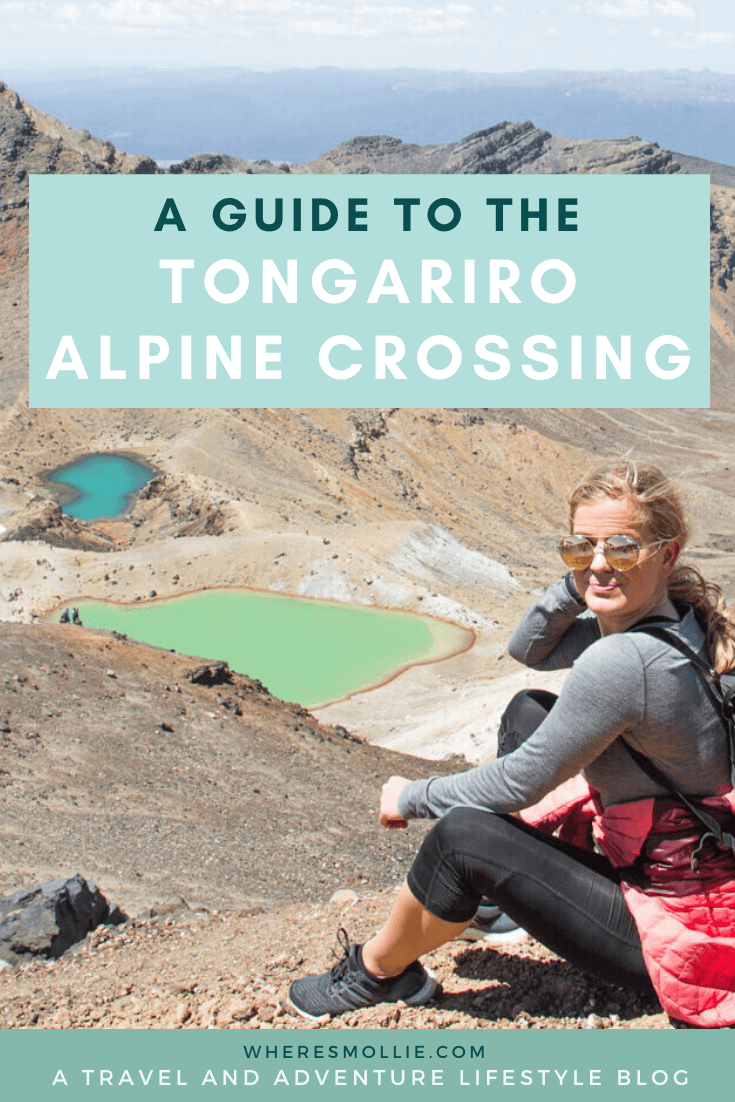A guide to the Tongariro Alpine Crossing: Everything you need to know!