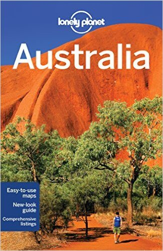 Carte Australie Lonely Planet.A Guide To Australia Lonely Planet