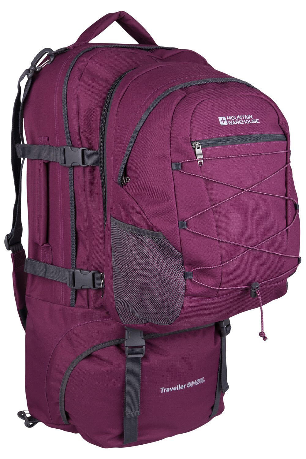 80L Travel Backpack - Where's Mollie