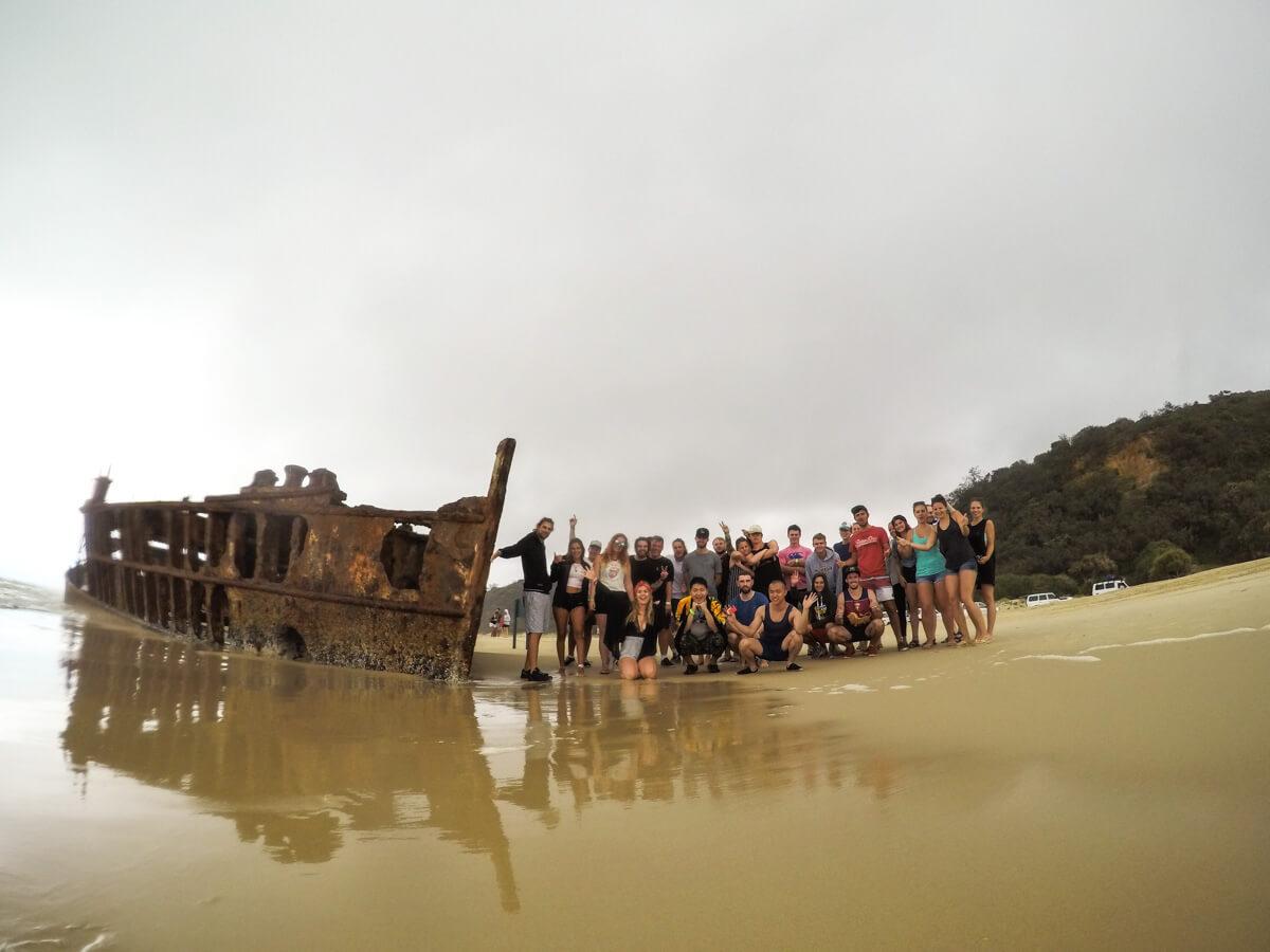 Nomads Fraser Island Tour