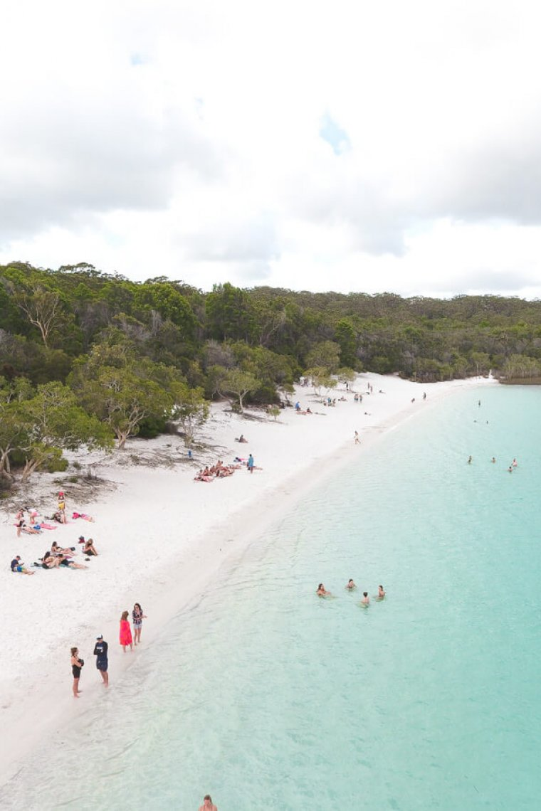 Visiting Fraser Island and The Whitsundays on a Backpacker Budget