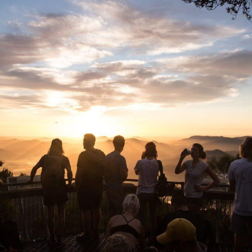 A 1-Day Byron Bay Road Trip Ft. Mount Warning At Sunrise And Lennox Head