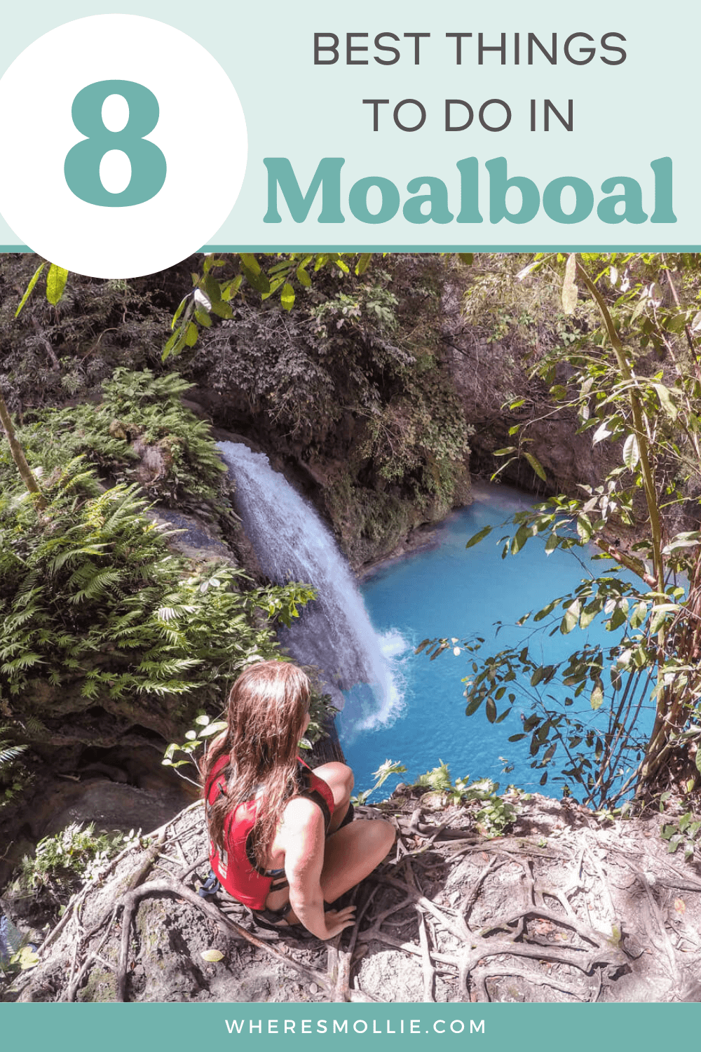A travel guide for Moalboal in Cebu, The Philippines