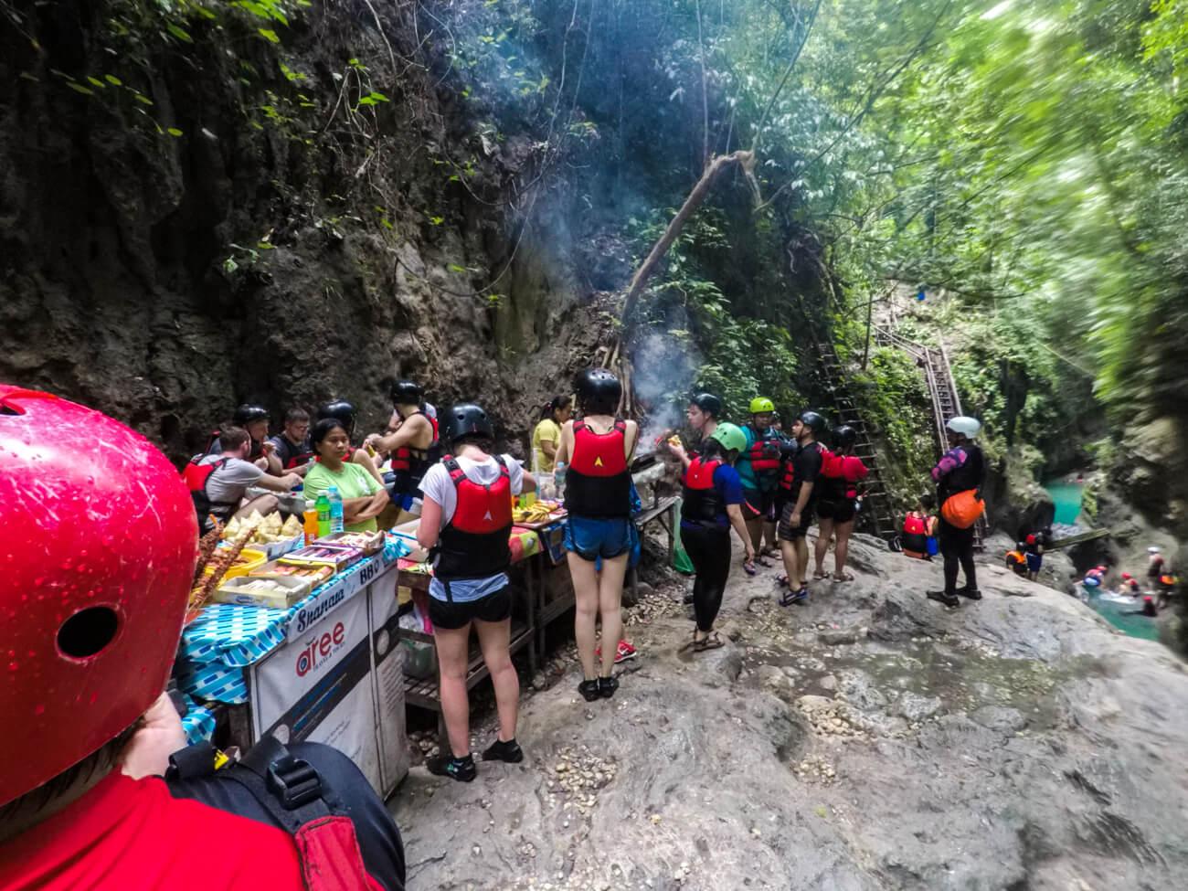 Badian Canyoneering In Cebu Philippines Ft The Stunning