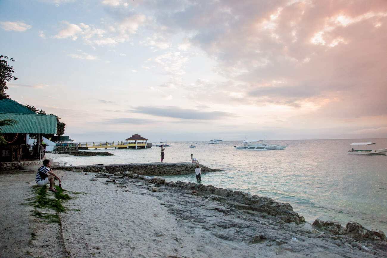 A Complete Travel Guide For Moalboal In Cebu, Philippines
