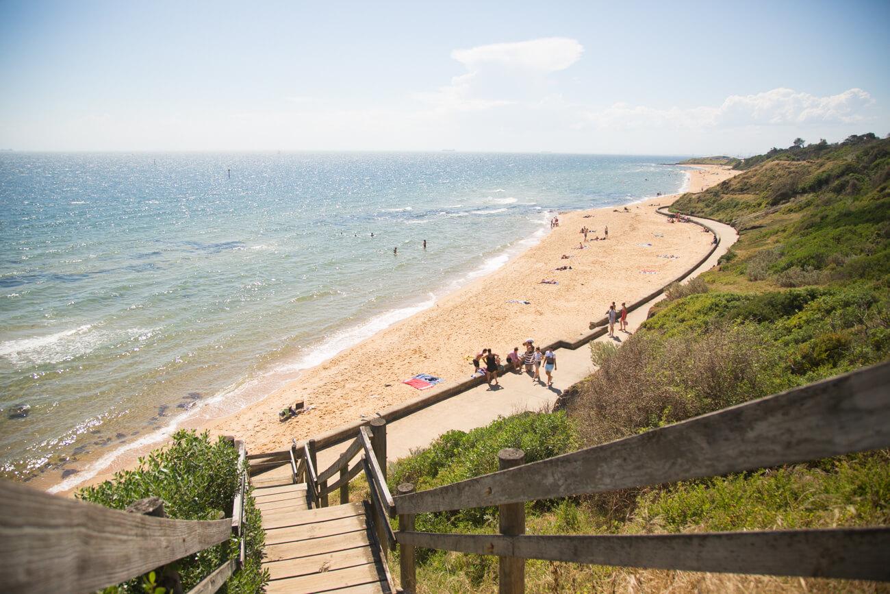 The Perfect Coastal Bike Ride Melbourne, Australia, St Kilda | Where's Mollie? A Travel and Adventure Lifestyle Blog