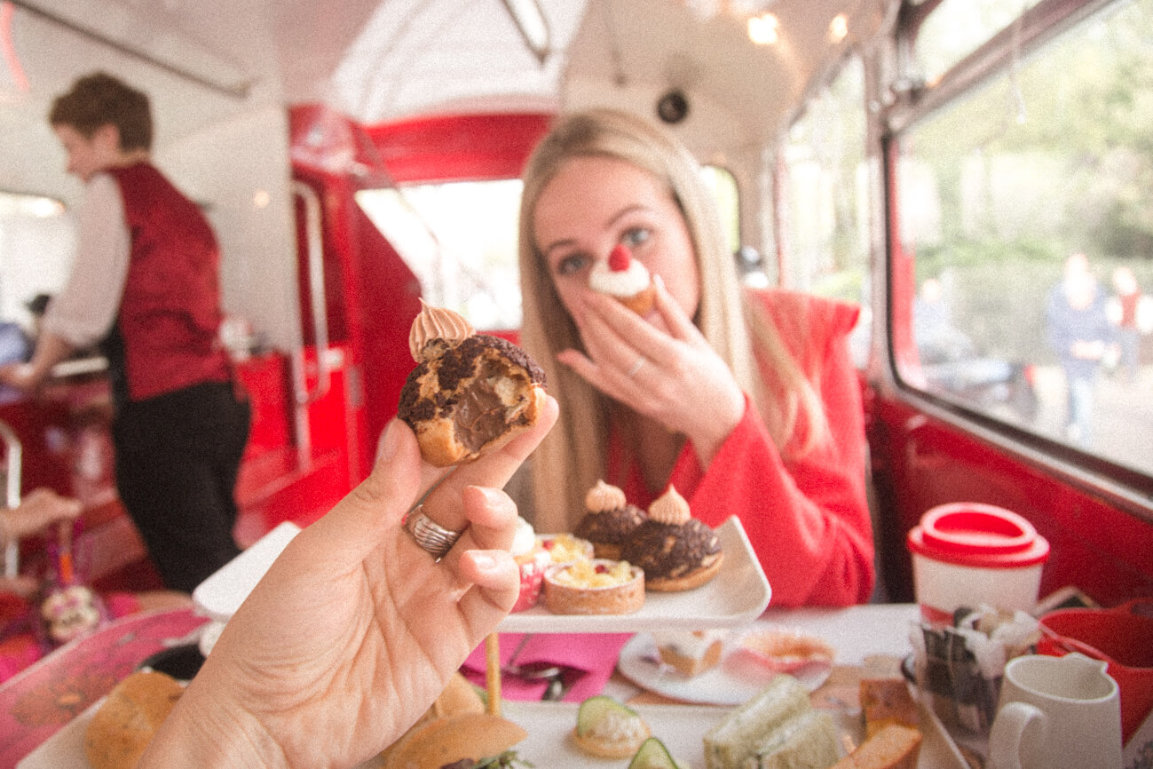 BB Bakery Afternoon Tea Bus Tour on a Red London Bus   Where's Mollie? A UK Travel and Adventure Lifestyle Blog