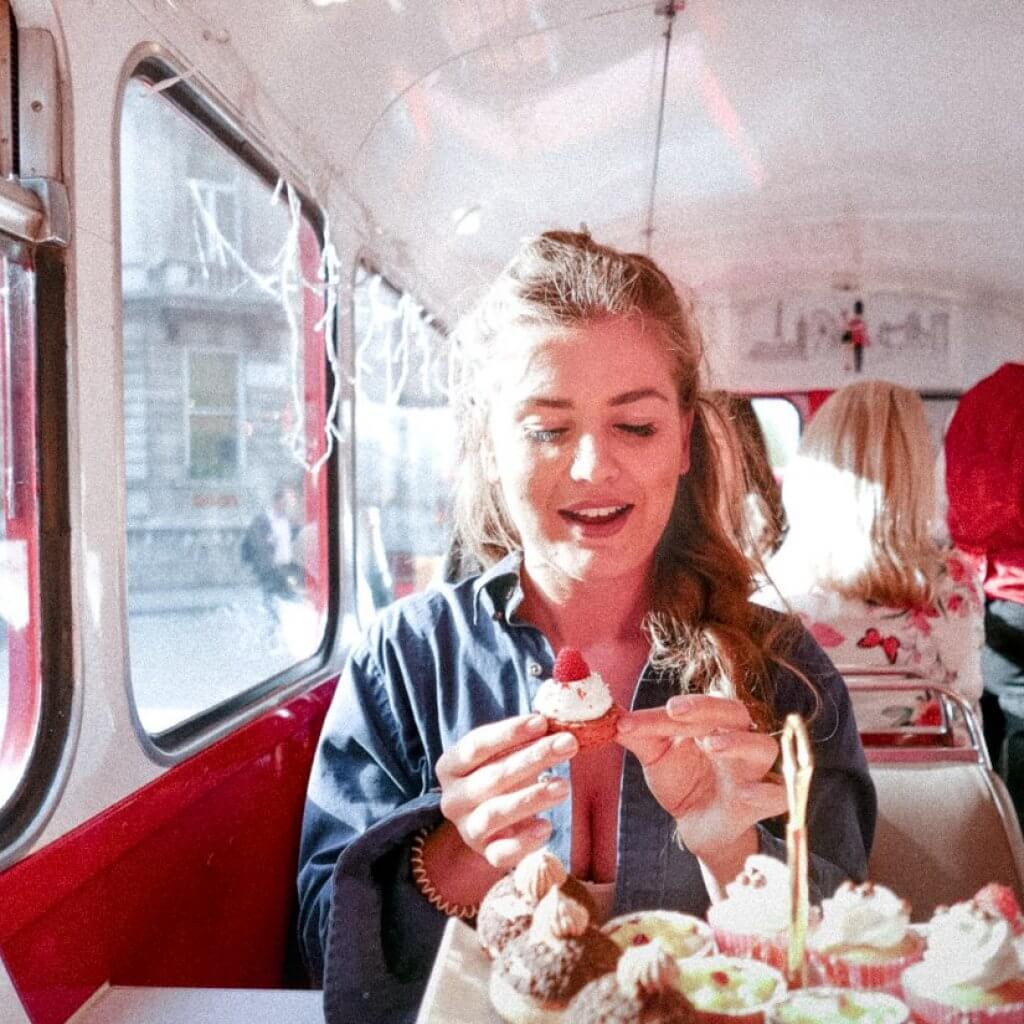 BB Bakery Afternoon Tea Bus Tour on a Red London Bus | Where's Mollie? A UK Travel and Adventure Lifestyle Blog