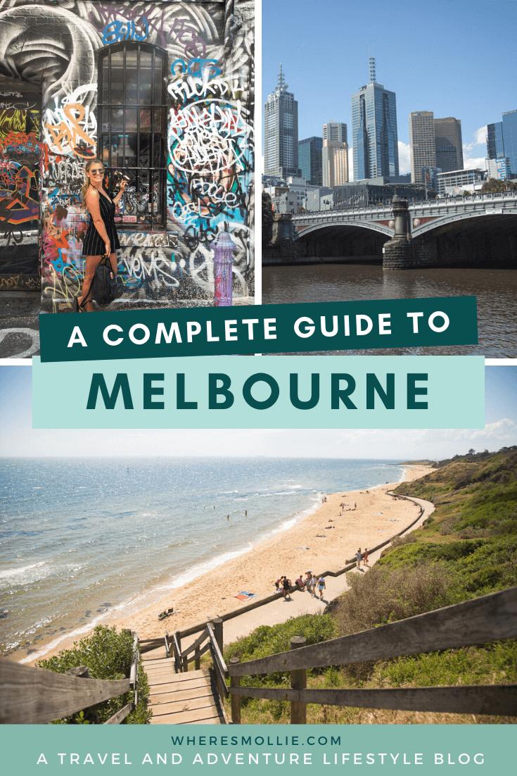 A guide to Melbourne, Australia