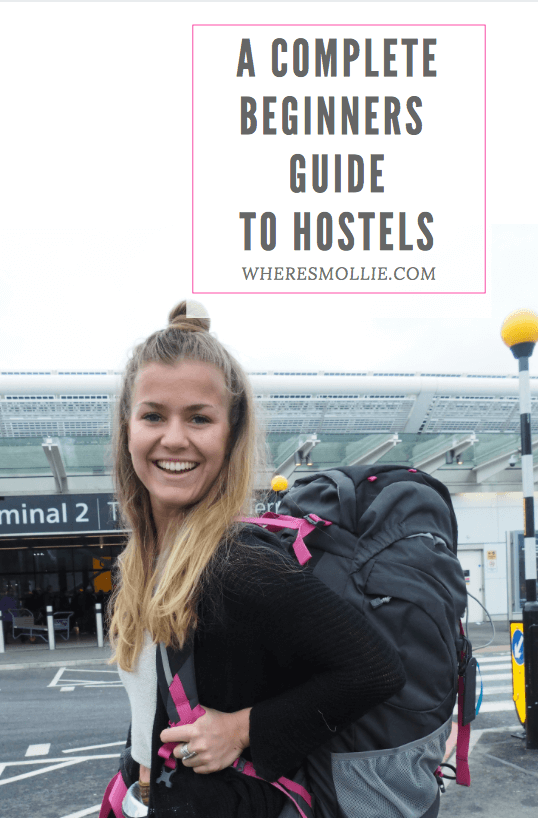 A beginners guide to hostels - your questions answered     Where's Mollie? A UK Travel and Adventure Lifestyle Blog