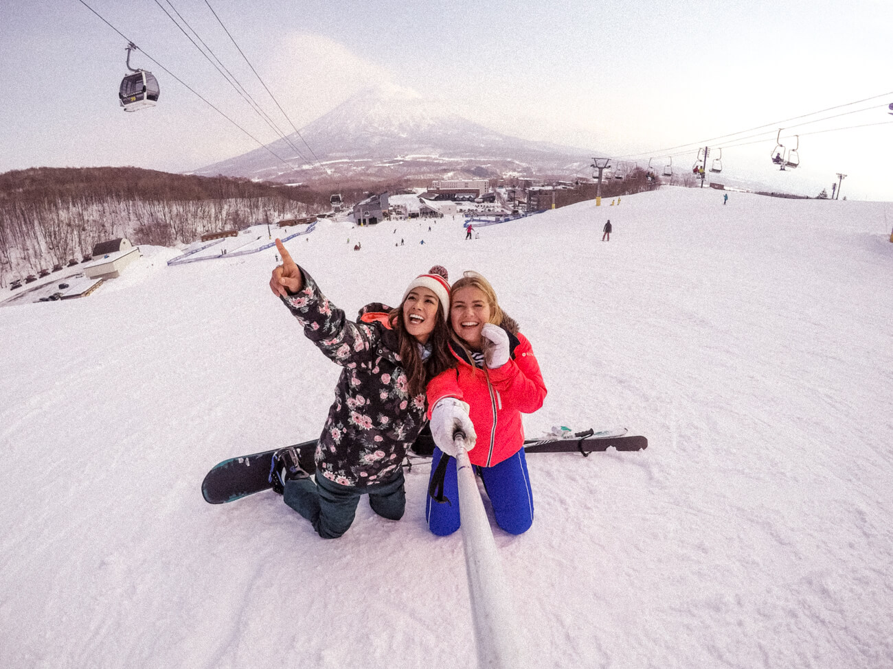 Skiing in Niseko, Japan with Ski Week | Where's Mollie? A Travel and Adventure Lifestyle Blog