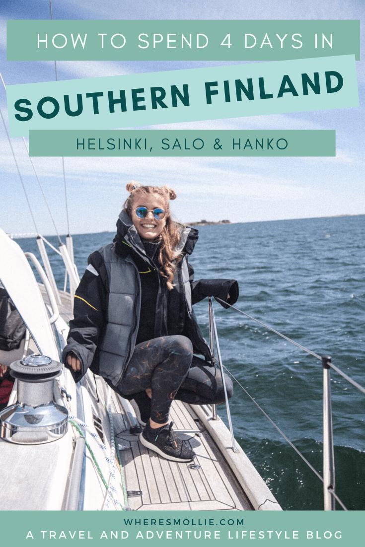 4 days in Southern Finland: Helsinki, Salo & Hanko