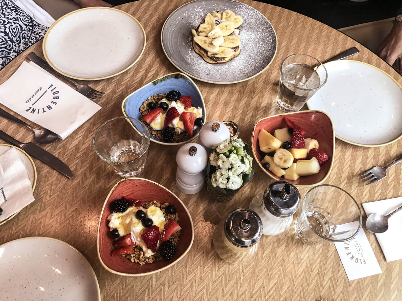 Bottomless brunch at The Florentine, Lambeth North | Where's Mollie? A Travel and Adventure Lifestyle Blog