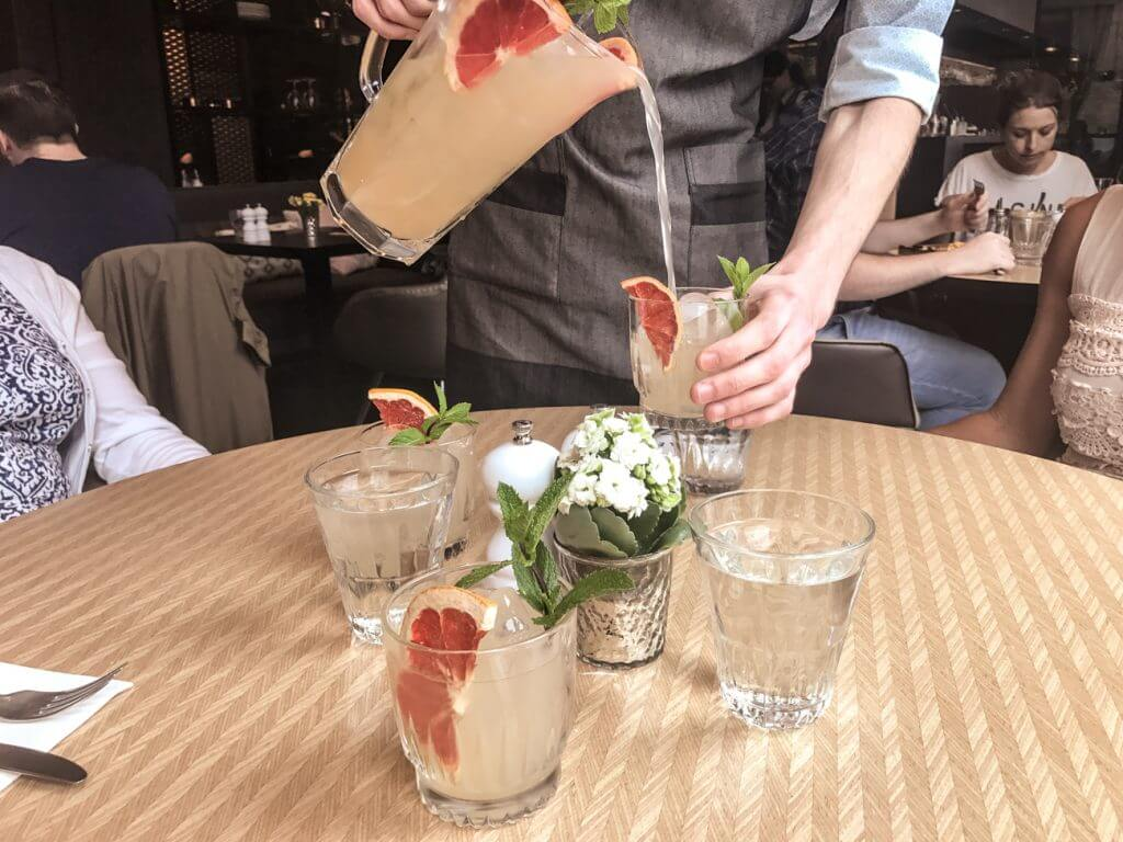 Bottomless brunch at The Florentine, Lambeth North   Where's Mollie? A Travel and Adventure Lifestyle Blog