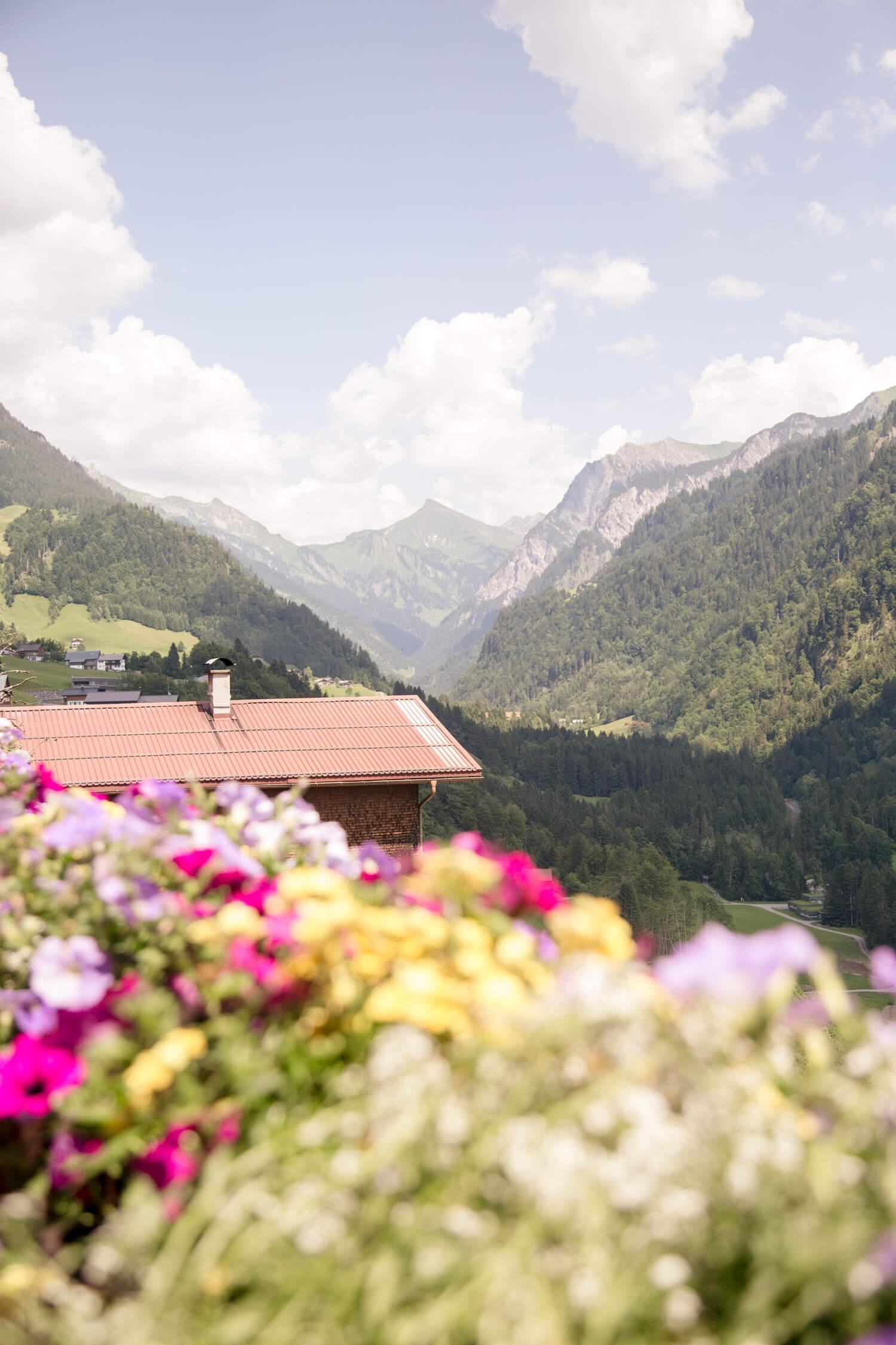 A 6-day Vorarlberg road trip in Austria