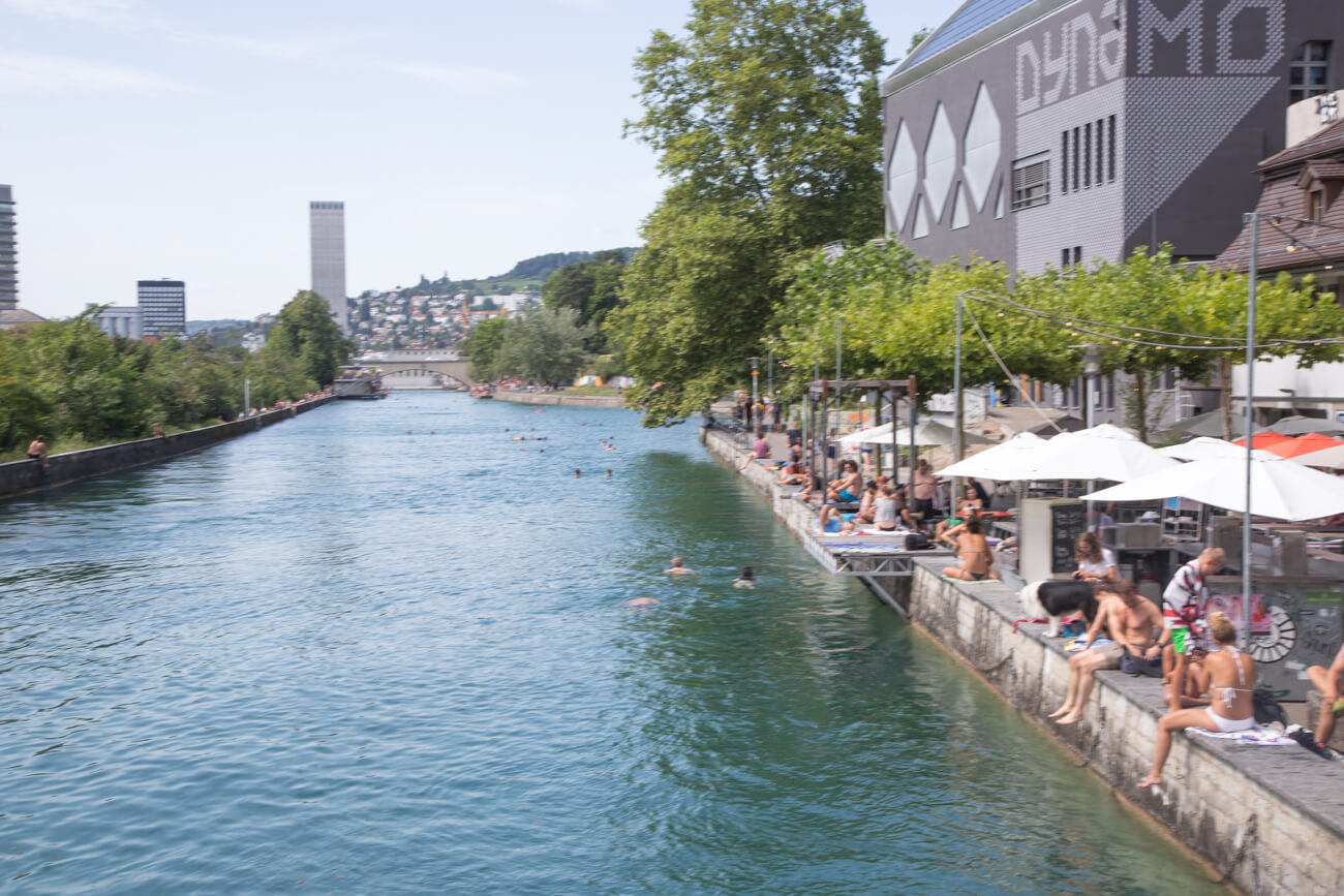 How To Spend 3 Days In Zurich During The Summer Wheres Mollie A Travel
