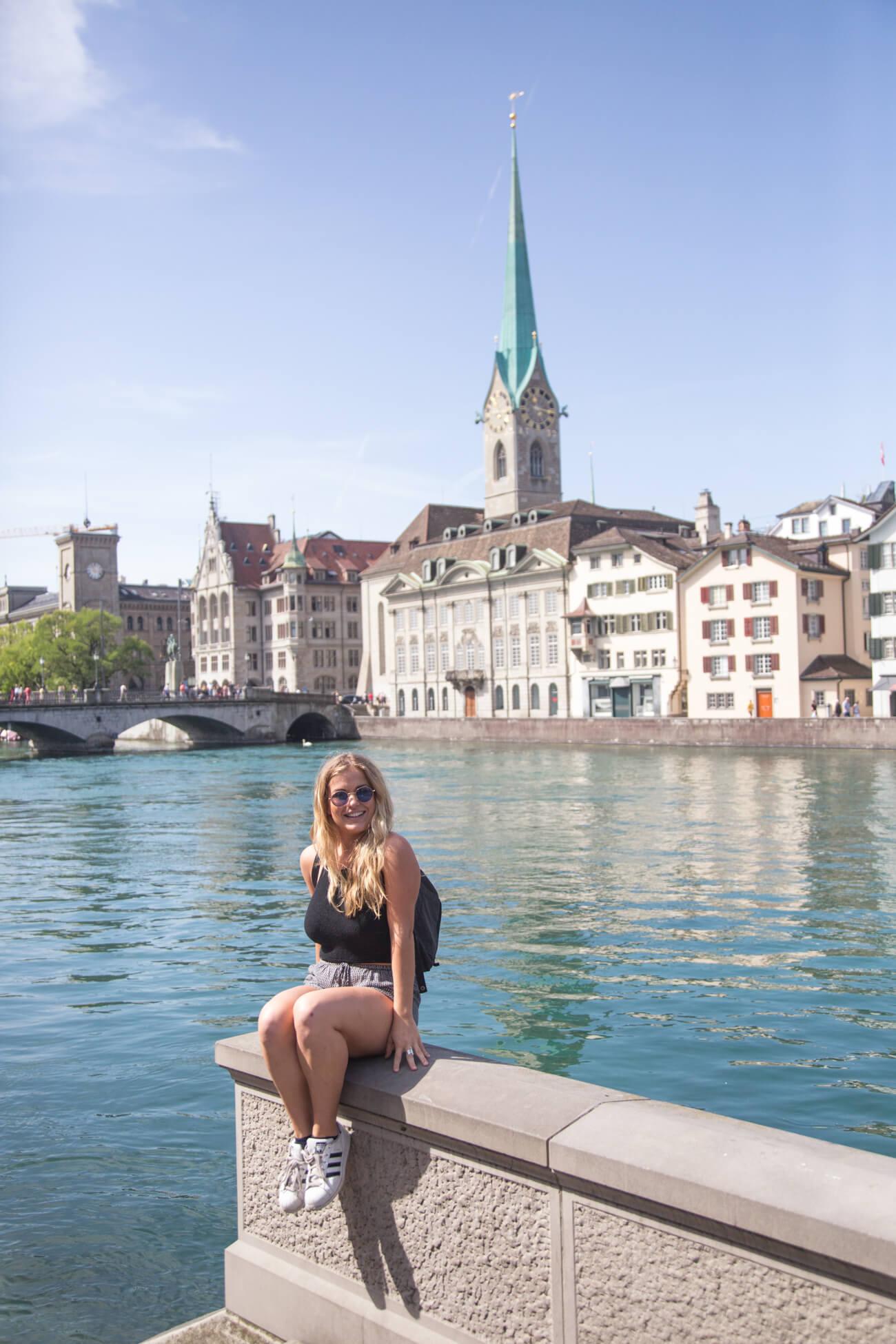 how to spend a dreamy 3 days in zurich switzerland