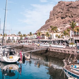 Escaping for some winter sun in Gran Canaria | Where's Mollie? A travel and adventure lifestyle blog