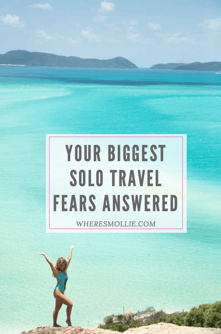 The big solo travel chat   Where's Mollie? A travel and adventure lifestyle blog