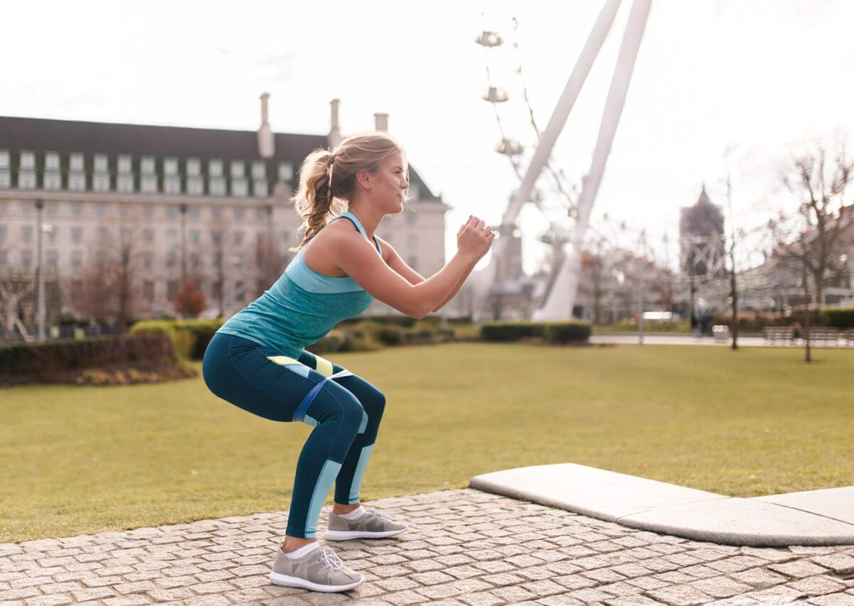 On The Road Workout Series: A 20 minute (resistance band only) routine   Where's Mollie? A travel and adventure lifestyle blog