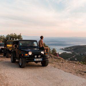 Exploring Albania: Coastal drives, Himarë, Puerto Palermo and Sarandë