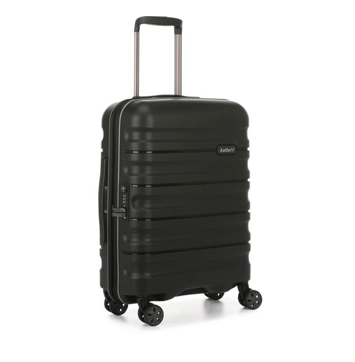 juno antler suitcase