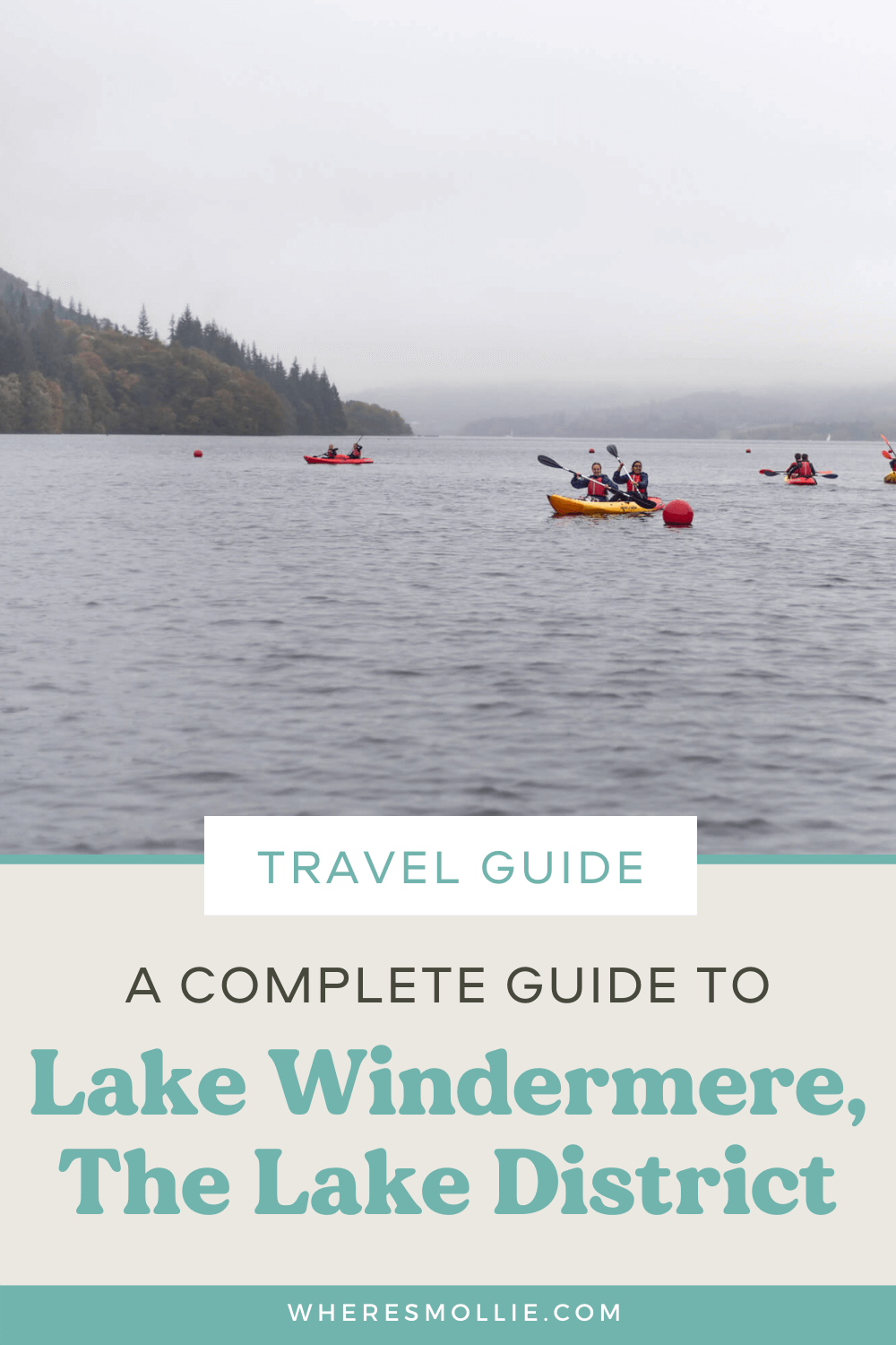 The best things to do in Lake Windermere, Lake District