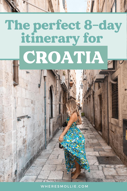The ultimate 8-day itinerary for Croatia: Split, Hvar & Dubrovnik