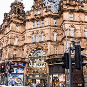 A 3-day microgap adventure in Leeds, UK
