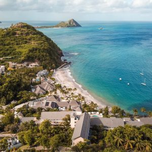My week at the The Body Holiday resort, Saint Lucia