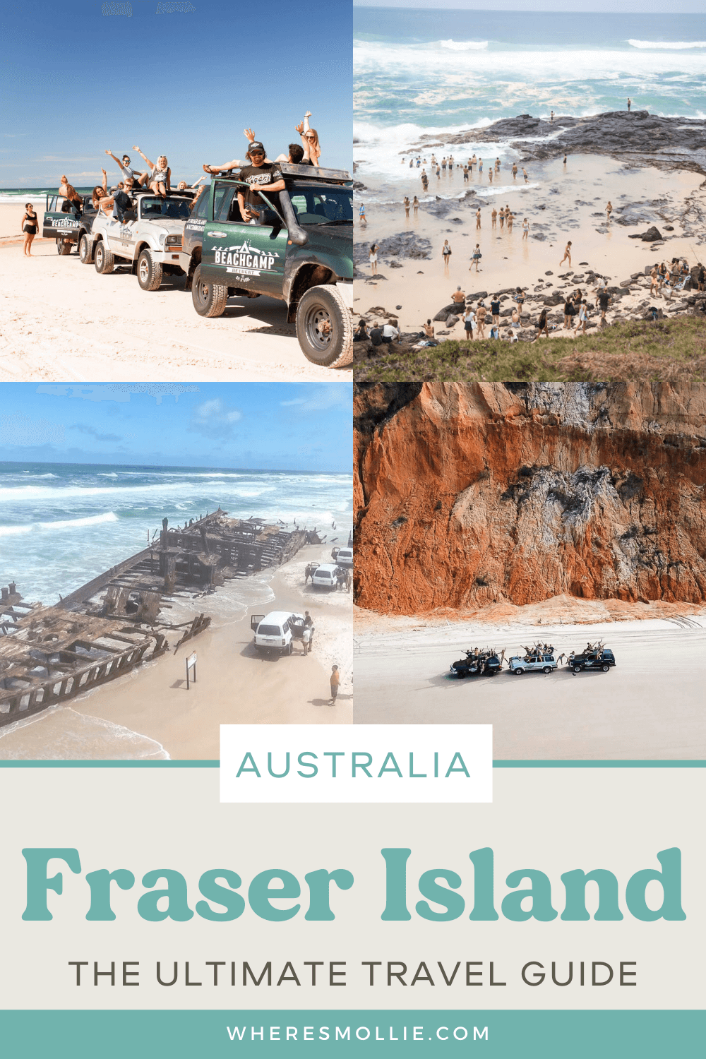 A guide to Fraser Island: which trip should you book?