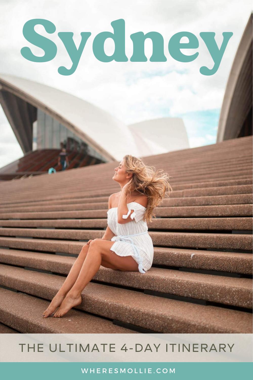 The perfect 4-day Sydney itinerary, Australia