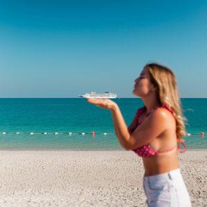 A 10-day Dubai and Arabian Gulf adventure with P&O Cruises