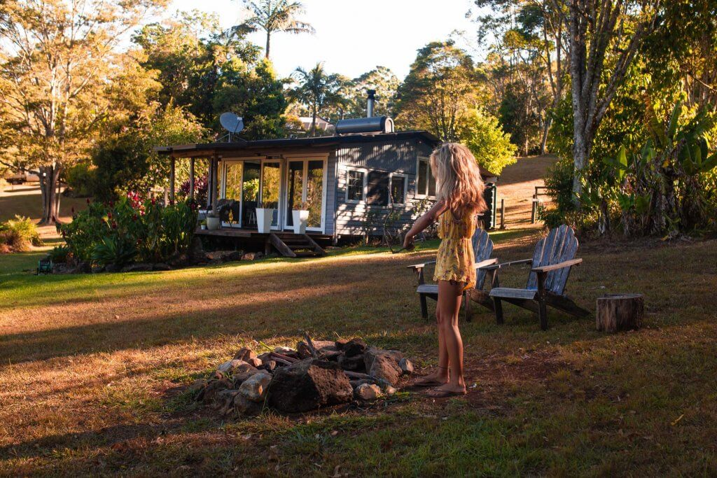 Our 3 day DIY retreat in the Hinterland of Byron Bay