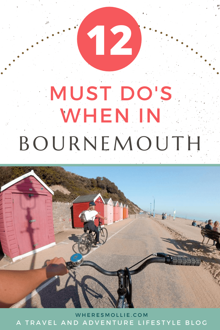 12 cool things to do in Bournemouth, England