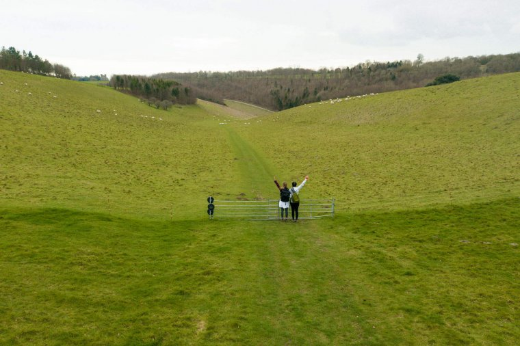 Fun ideas for a 3-day microgap in the South Downs, West Sussex