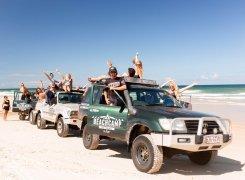 3 days on Fraser Island with Drop Bear Adventures | Where's