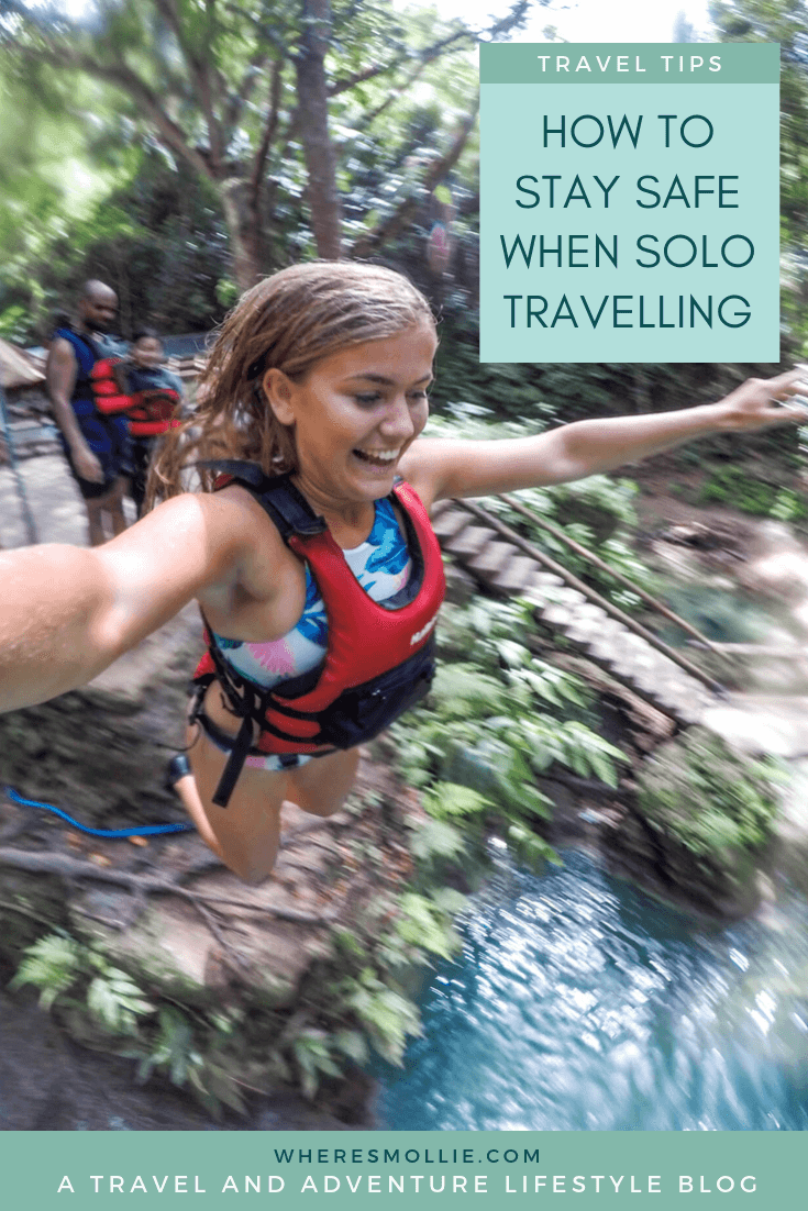 Solo travel: 12 tips on staying safe
