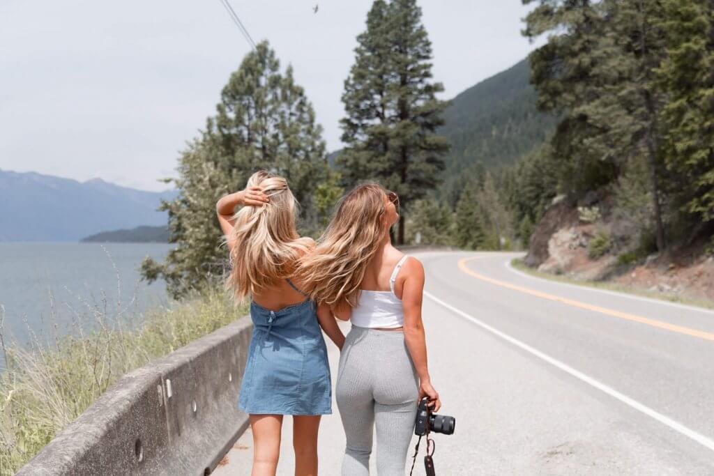A 1 week road trip itinerary through the Kootenay Rockies, Canada