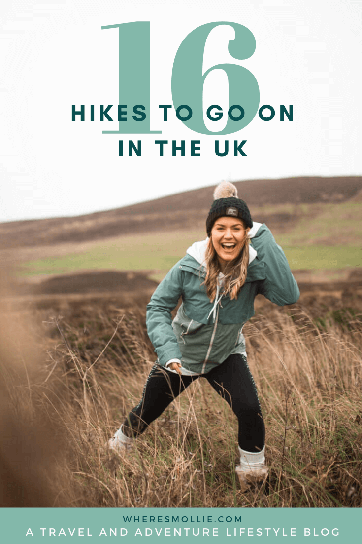 16 hikes to go on in the uk